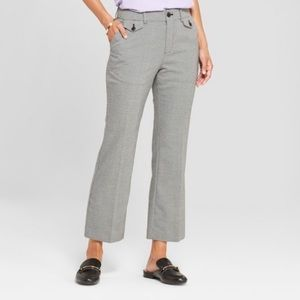 A New Day Kick Flare houndstooth pants size 16 R